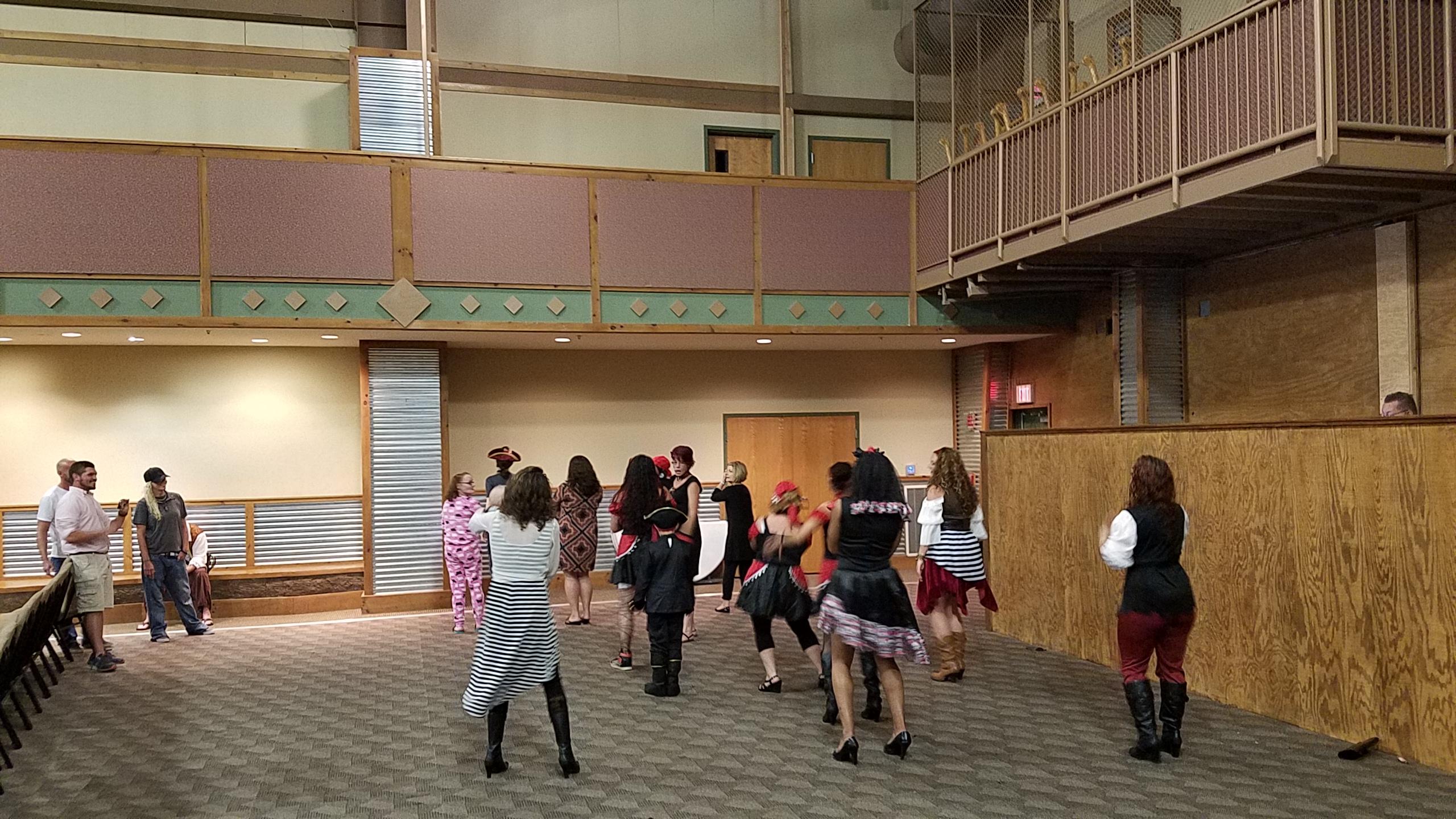 Line Dance!